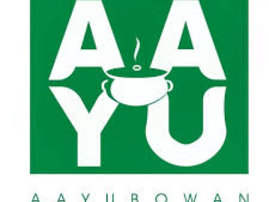 AAYU Healthy Food Outlet
